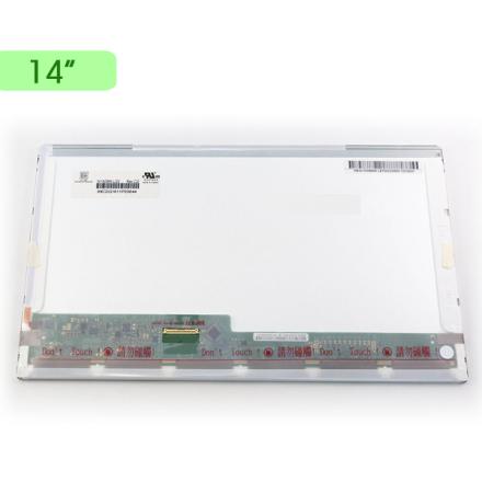 PANTALLA PORTATIL 14 LED / 40 PIN / 1366X768