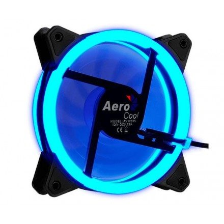 VENTILADOR AEROCOOL REV BLUE 120MM X 120MM /...