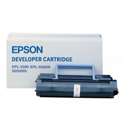 TONER EPSON ORIG. EPSON EPL-5500 / EPL-5500W / FAX 1700L...