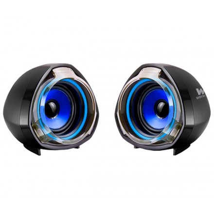 ALTAVOZ WOXTER BIG BASS  70 BLUE
