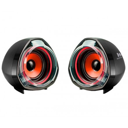 ALTAVOZ WOXTER BIG BASS  70 RED