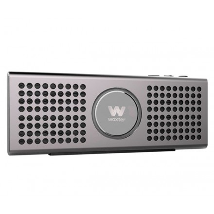 ALTAVOZ WOXTER BIG BASS BT-20 BLACK