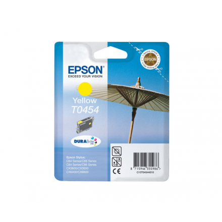 INKJET ORIG. EPSON T0454 AMARILLO C13T045440