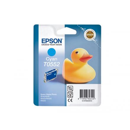 INKJET ORIG. EPSON T0552 CIAN RX420