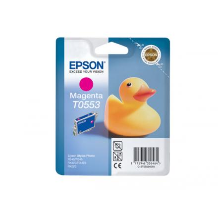 INKJET ORIG. EPSON T0553 MAGENTA RX420