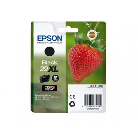 INKJET ORIG. EPSON T2991  N29XL  NEGRO XP235/332/4327