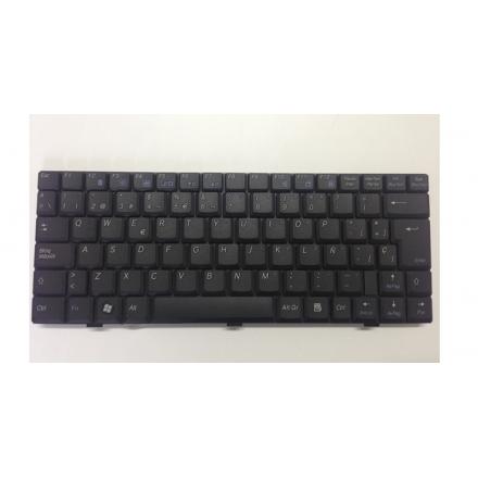 TECLADO ASUS EEE EPC1000/1000H BLACK