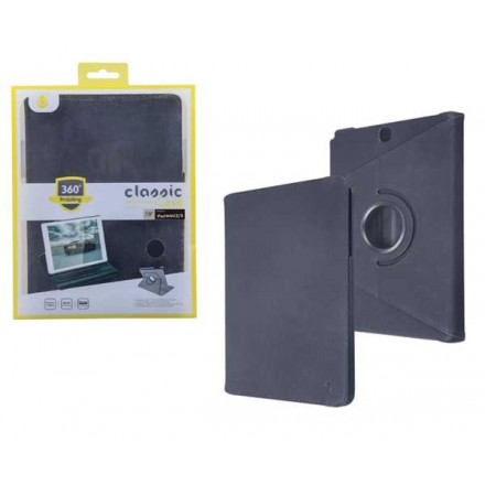 FUNDA IPAD MINI 1/2/3 GIRATORIA ONE+ 7.9 PULGADAS NEGRA