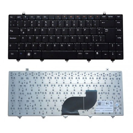 TECLADO DELL STUDIO 14 / 1450 / 1470 / 14Z SERIES NEGRO...