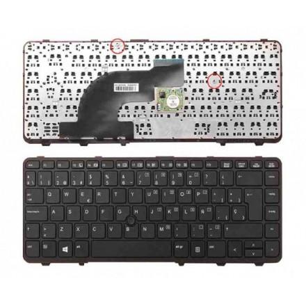 TECLADO HP PROBOOK 640 G1 / 645 G1 / NEGRO