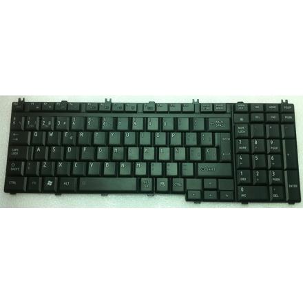 TECLADO TOSHIBA P200/P300/A500/L505/L350/L550 NEGRO