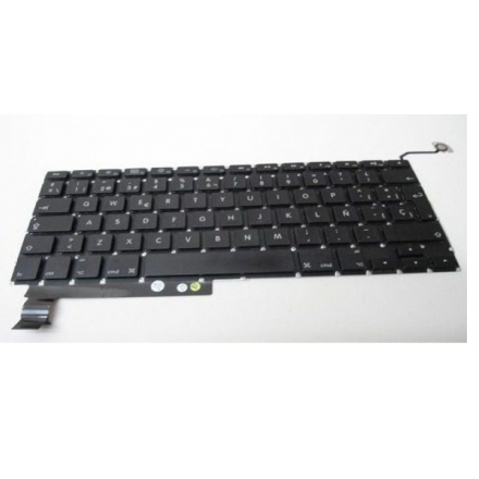 TECLADO APPLE A1286+BACKLIGHT