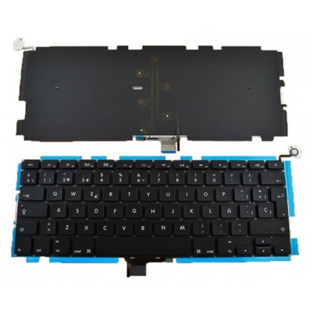 TECLADO APPLE A1278 + BACKLIGHT
