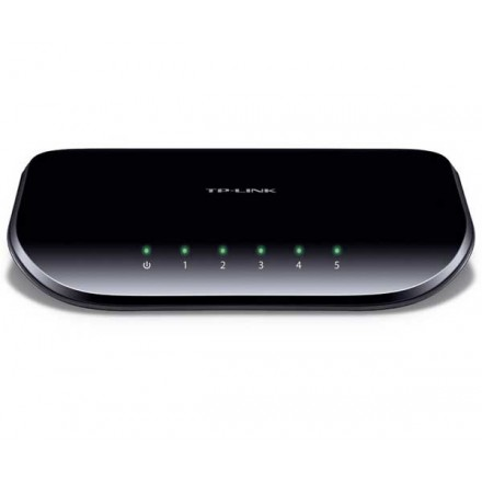 TP-LINK SWITCH 5P GIGABIT 10/100/1000