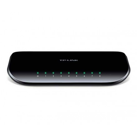 TP-LINK SWITCH 8P GIGABIT 10/100/1000