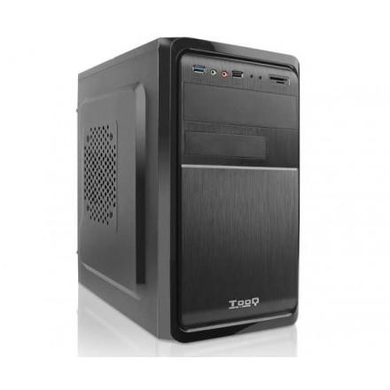 CAJA M-ATX TOOQ TQC-4735U3C-B / FUENTE 500W/ USB 3.0 /...