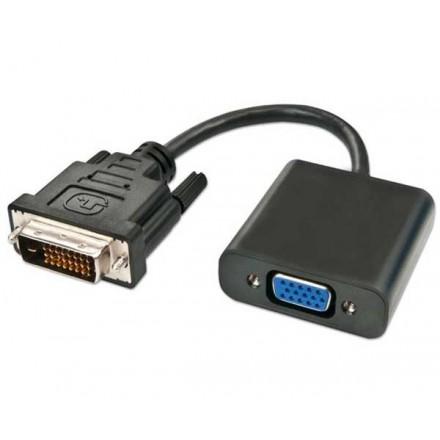 CABLE ADAPTADOR DVI-D A VGA M/H