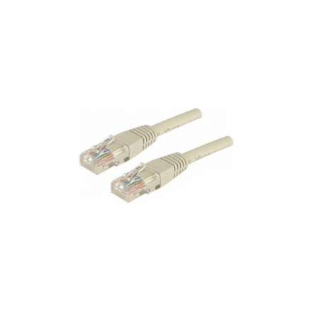 CABLE RED LATIGUILLO RJ45 CAT.5E UTP AWG24  1 M