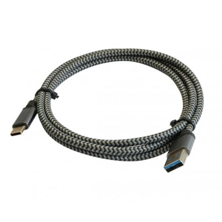 CABLE DATOS USB 3.0 A TYPE-C 1.2M   3GO / C134