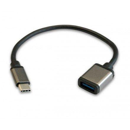 CABLE OTG USB 3.0 A TYPE-C 0.20CM   3GO / C136