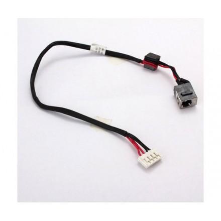 DC-JACK CON CABLE LENOVO G450 / G550 / G560