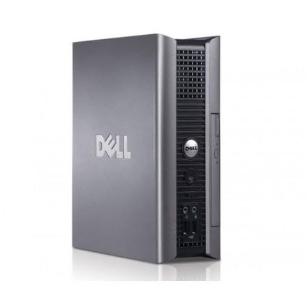 PC USFF DELL OPTIPLEX 760 OCASION / C2D E7500 2.9GHZ /4GB...