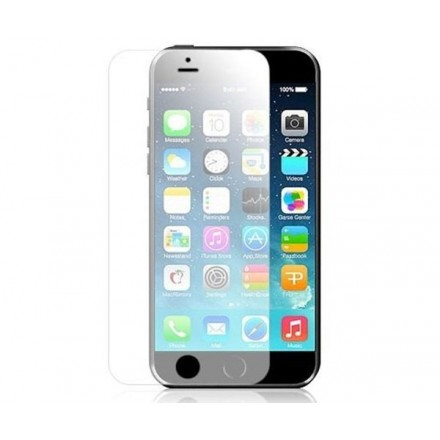 CRISTAL TEMPLADO CURVO 5D IPHONE 6 PLUS BLANCO